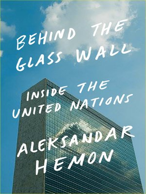 cover image of Behind the Glass Wall